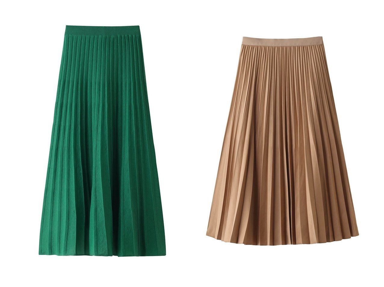 【ANAYI/アナイ】のソフトスエードチョウプリーツスカート&【Shinzone/シンゾーン】のプリーツニットスカート スカートのおすすめ!人気、トレンド・レディースファッションの通販 おすすめで人気の流行・トレンド、ファッションの通販商品 メンズファッション・キッズファッション・インテリア・家具・レディースファッション・服の通販 founy(ファニー) https://founy.com/ ファッション Fashion レディースファッション WOMEN スカート Skirt プリーツスカート Pleated Skirts 2021年 2021 2021 春夏 S/S SS Spring/Summer 2021 S/S 春夏 SS Spring/Summer エアリー シンプル 春 Spring スエード プリーツ |ID:crp329100000012918