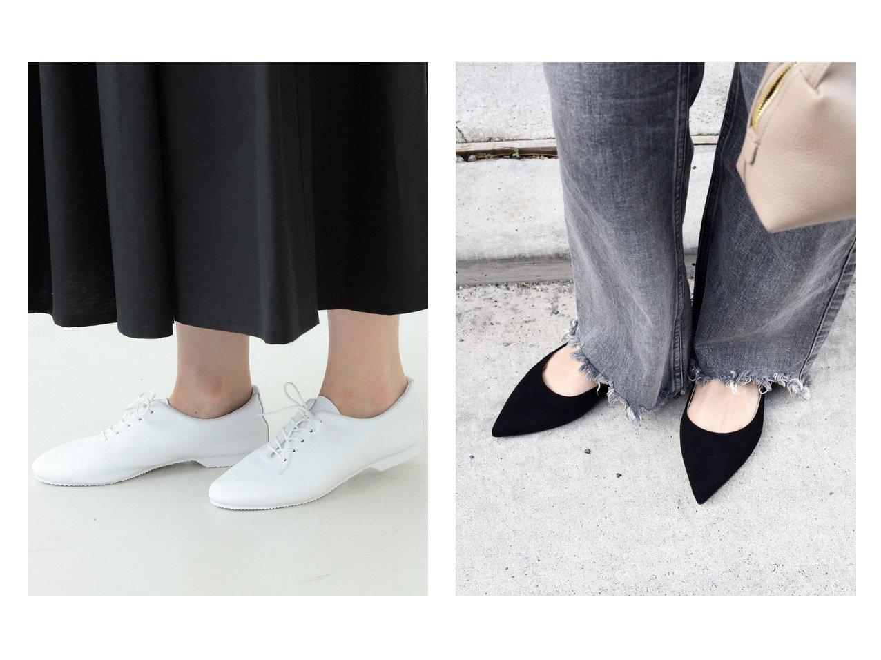 【Ray BEAMS/レイ ビームス】のDanceJazz シューズ&【SHIPS/シップス フォー ウィメン】のCORSO ROMA ポインテッドフラット シューズ・靴のおすすめ!人気、トレンド・レディースファッションの通販 おすすめで人気の流行・トレンド、ファッションの通販商品 メンズファッション・キッズファッション・インテリア・家具・レディースファッション・服の通販 founy(ファニー) https://founy.com/ ファッション Fashion レディースファッション WOMEN クラウン シューズ フラット NEW・新作・新着・新入荷 New Arrivals シンプル フォルム ベーシック レオパード 再入荷 Restock/Back in Stock/Re Arrival |ID:crp329100000012949