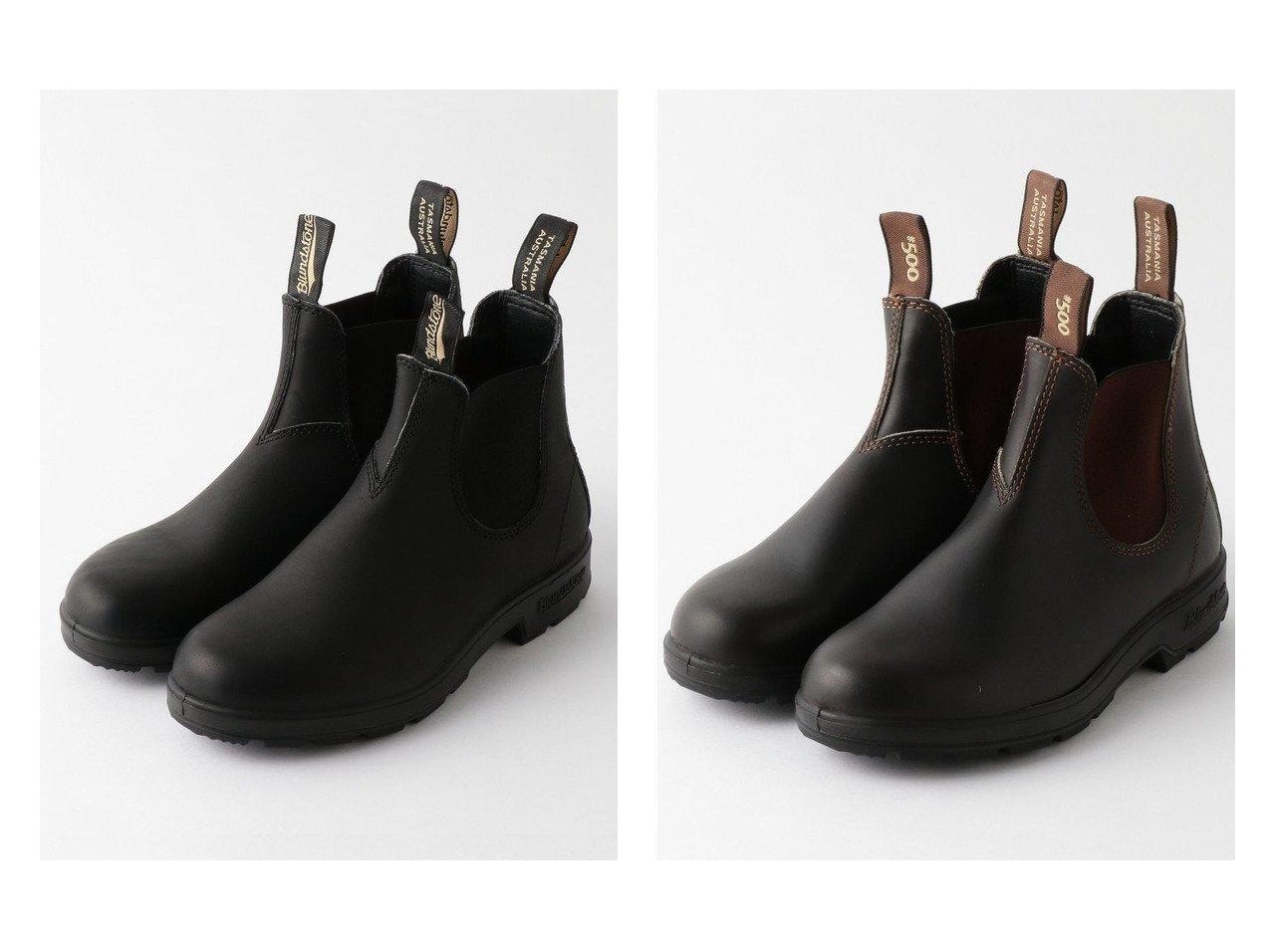 【BEAUTY&YOUTH UNITED ARROWS/ビューティアンド ユースユナイテッドアローズ】のBlundstone レザーサイドゴアブーツ シューズ・靴のおすすめ!人気、トレンド・レディースファッションの通販 おすすめで人気の流行・トレンド、ファッションの通販商品 メンズファッション・キッズファッション・インテリア・家具・レディースファッション・服の通販 founy(ファニー) https://founy.com/ ファッション Fashion レディースファッション WOMEN アウトドア クラシカル シューズ ショート シンプル |ID:crp329100000012955