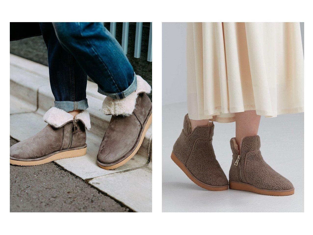 【green label relaxing / UNITED ARROWS/グリーンレーベル リラクシング / ユナイテッドアローズ】のSC フェイクファー ウォーム ショートブーツ シューズ・靴のおすすめ!人気、トレンド・レディースファッションの通販 おすすめで人気の流行・トレンド、ファッションの通販商品 メンズファッション・キッズファッション・インテリア・家具・レディースファッション・服の通販 founy(ファニー) https://founy.com/ ファッション Fashion レディースファッション WOMEN ウォーム シューズ ショート シンプル ジップ フェイクファー ロング 冬 Winter 防寒 |ID:crp329100000012956