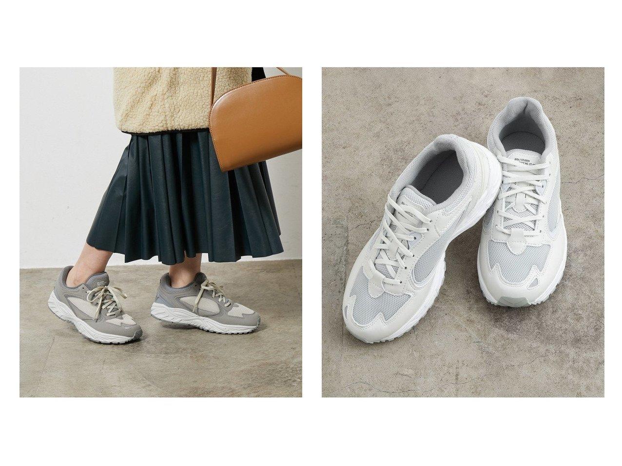 【Adam et Rope Le Magasin/アダム エ ロペ ル マガザン】の【810s】studen ground shoes シューズ・靴のおすすめ!人気、トレンド・レディースファッションの通販 おすすめで人気の流行・トレンド、ファッションの通販商品 メンズファッション・キッズファッション・インテリア・家具・レディースファッション・服の通販 founy(ファニー) https://founy.com/ ファッション Fashion レディースファッション WOMEN シューズ スニーカー スリッポン |ID:crp329100000012957