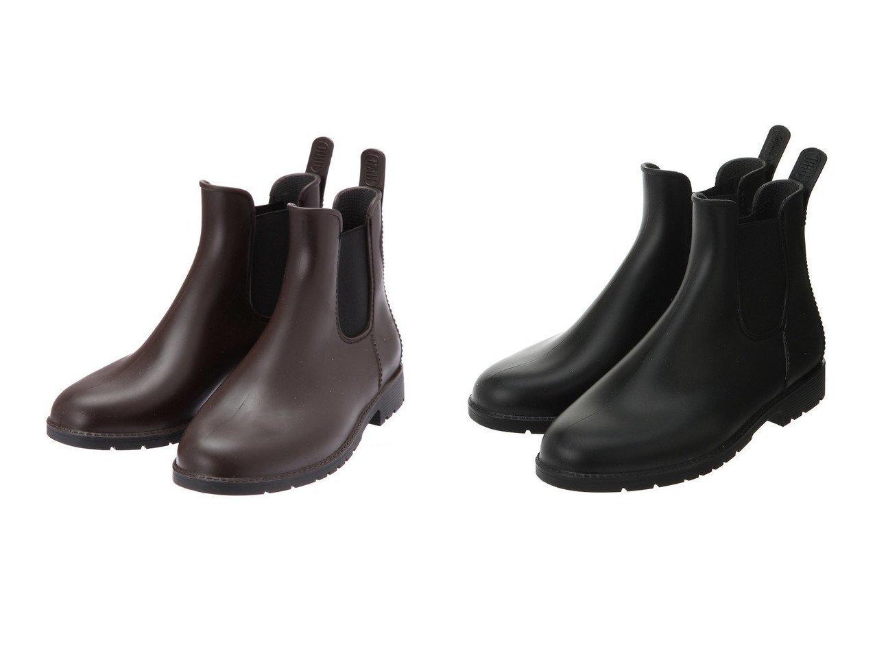 【BEAUTY&YOUTH UNITED ARROWS/ビューティアンド ユースユナイテッドアローズ】のBYRI meduse サイドゴア ショートレインブーツ ¨ シューズ・靴のおすすめ!人気、トレンド・レディースファッションの通販 おすすめで人気の流行・トレンド、ファッションの通販商品 メンズファッション・キッズファッション・インテリア・家具・レディースファッション・服の通販 founy(ファニー) https://founy.com/ ファッション Fashion レディースファッション WOMEN シューズ ショート フォルム フランス プレーン |ID:crp329100000012959