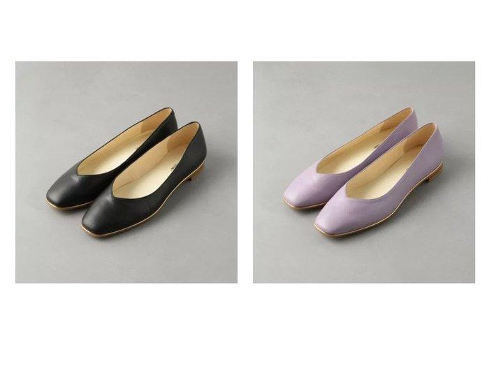 【Odette e Odile/オデット エ オディール】のOFC ソフトVカット FLT15↓↑ シューズ・靴のおすすめ!人気、トレンド・レディースファッションの通販 おすすめファッション通販アイテム レディースファッション・服の通販 founy(ファニー) ファッション Fashion レディースファッション WOMEN シューズ フォルム フラット ベーシック 人気 |ID:crp329100000012960