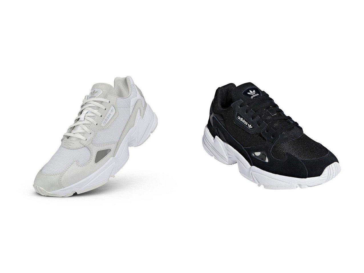 【BEAUTY&YOUTH UNITED ARROWS/ビューティアンド ユースユナイテッドアローズ】のadidas Originals(アディダス) FALCON ファルコン スニーカー シューズ・靴のおすすめ!人気、トレンド・レディースファッションの通販 おすすめで人気の流行・トレンド、ファッションの通販商品 メンズファッション・キッズファッション・インテリア・家具・レディースファッション・服の通販 founy(ファニー) https://founy.com/ ファッション Fashion レディースファッション WOMEN シューズ スニーカー スリッポン トレンド ベーシック ランニング ワイド 再入荷 Restock/Back in Stock/Re Arrival NEW・新作・新着・新入荷 New Arrivals  ID:crp329100000012967