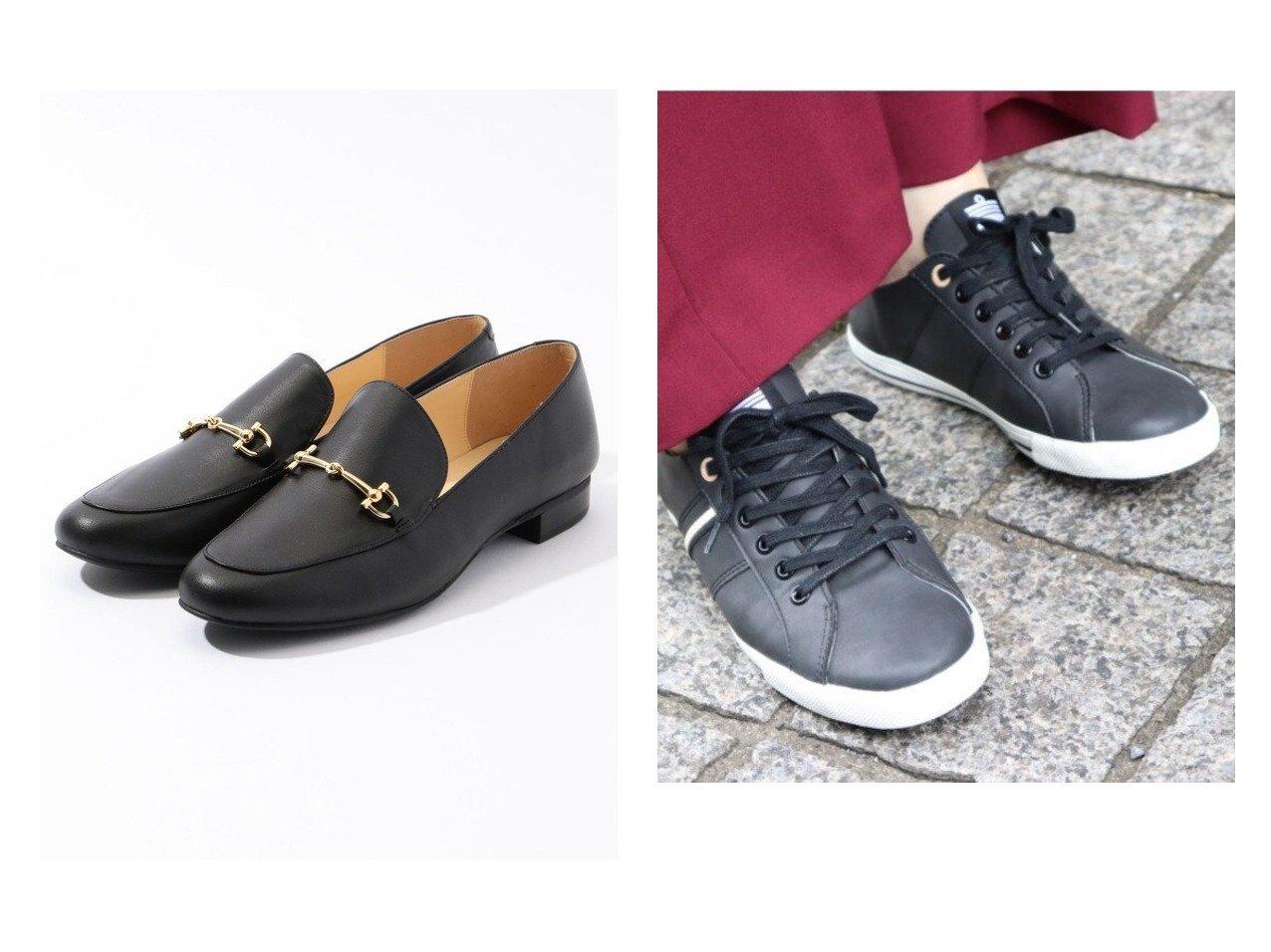 【Admiral Footwear/アドミラルフットウェア】の【WOMEN】【MEN】【スニーカー】ワトフォード SL&【TOMORROWLAND GOODs/トゥモローランド グッズ】のTOMORROWLAND ビット付きローファー シューズ・靴のおすすめ!人気、トレンド・レディースファッションの通販 おすすめで人気の流行・トレンド、ファッションの通販商品 メンズファッション・キッズファッション・インテリア・家具・レディースファッション・服の通販 founy(ファニー) https://founy.com/ ファッション Fashion レディースファッション WOMEN エレガント シューズ ベーシック 切替 シンプル スエード スニーカー スマート 定番 Standard フォルム レース 送料無料 Free Shipping  ID:crp329100000012971