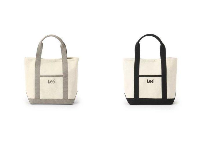【SHOO LA RUE / DRESKIP/シューラルー ドレスキップ】の【Lee(R) 別注】切り替えトート バッグ・鞄のおすすめ!人気、トレンド・レディースファッションの通販 おすすめファッション通販アイテム レディースファッション・服の通販 founy(ファニー) ファッション Fashion レディースファッション WOMEN バッグ Bag フロント ポケット 別注 |ID:crp329100000013001