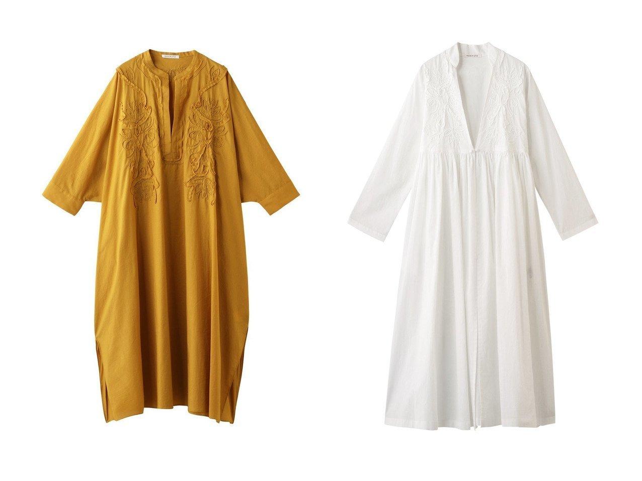 【HOUSE OF LOTUS/ハウス オブ ロータス】のコットン刺繍カフタンワンピース&コットン刺繍ギャザーワンピース ワンピース・ドレスのおすすめ!人気、トレンド・レディースファッションの通販 おすすめで人気の流行・トレンド、ファッションの通販商品 メンズファッション・キッズファッション・インテリア・家具・レディースファッション・服の通販 founy(ファニー) https://founy.com/ ファッション Fashion レディースファッション WOMEN ワンピース Dress 2021年 2021 2021 春夏 S/S SS Spring/Summer 2021 S/S 春夏 SS Spring/Summer エレガント ギャザー スキッパー デコルテ ドレス バイアス ロング ワッシャー 人気 定番 Standard 春 Spring |ID:crp329100000013077