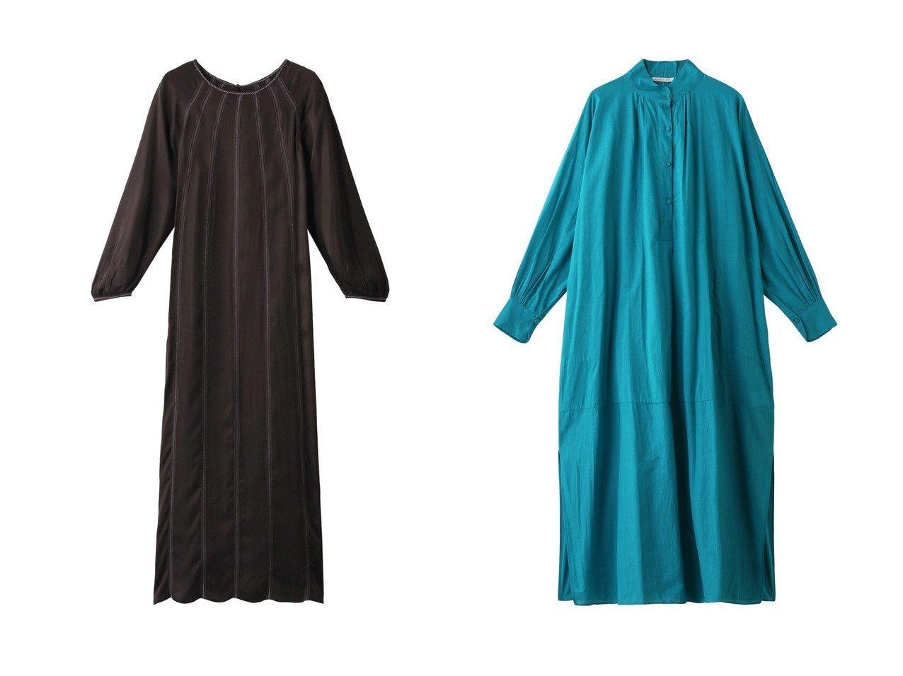 【Pheeta/フィータ】のVianne レーヨンロングドレス&【HOUSE OF LOTUS/ハウス オブ ロータス】のカディコットンシャツワンピース ワンピース・ドレスのおすすめ!人気、トレンド・レディースファッションの通販 おすすめで人気の流行・トレンド、ファッションの通販商品 メンズファッション・キッズファッション・インテリア・家具・レディースファッション・服の通販 founy(ファニー) https://founy.com/ ファッション Fashion レディースファッション WOMEN ワンピース Dress ドレス Party Dresses シャツワンピース Shirt Dresses 2021年 2021 2021 春夏 S/S SS Spring/Summer 2021 S/S 春夏 SS Spring/Summer なめらか スマート ドレス ロング 春 Spring |ID:crp329100000013079