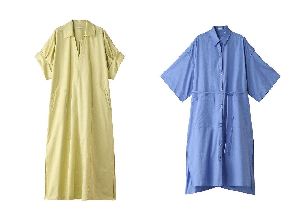 【RITO/リト】のコットンシルクドレス&コットンブロードシャツドレス ワンピース・ドレスのおすすめ!人気、トレンド・レディースファッションの通販 おすすめで人気の流行・トレンド、ファッションの通販商品 メンズファッション・キッズファッション・インテリア・家具・レディースファッション・服の通販 founy(ファニー) https://founy.com/ ファッション Fashion レディースファッション WOMEN ワンピース Dress ドレス Party Dresses 2021年 2021 2021 春夏 S/S SS Spring/Summer 2021 S/S 春夏 SS Spring/Summer なめらか シルク スリット ミックス ロング 春 Spring |ID:crp329100000013080