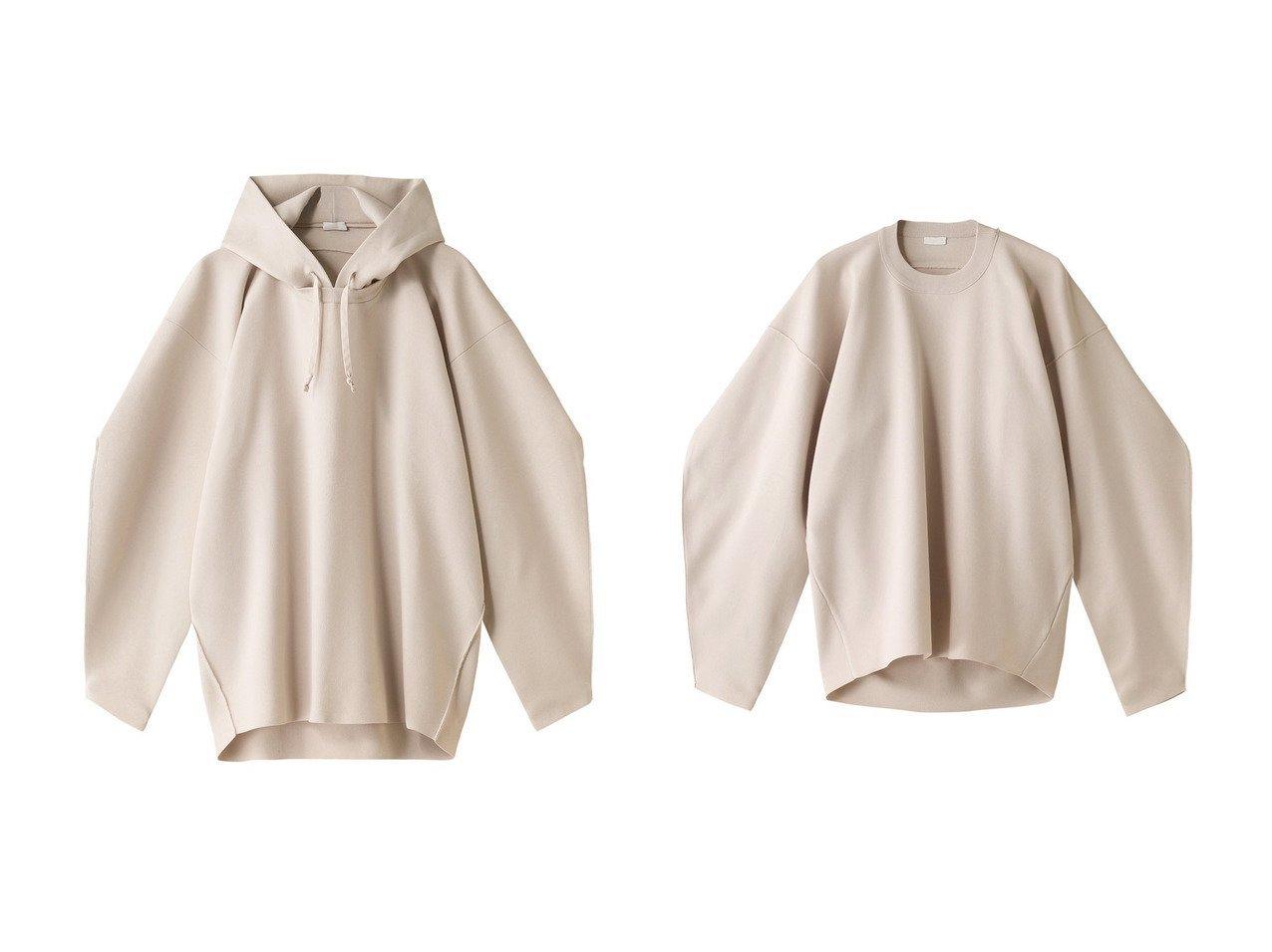 【RITO/リト】のオーバーサイズフーデッドセーター&オーバーサイズラウンドネックセーター トップス・カットソーのおすすめ!人気、トレンド・レディースファッションの通販 おすすめで人気の流行・トレンド、ファッションの通販商品 メンズファッション・キッズファッション・インテリア・家具・レディースファッション・服の通販 founy(ファニー) https://founy.com/ ファッション Fashion レディースファッション WOMEN トップス Tops Tshirt ニット Knit Tops パーカ Sweats プルオーバー Pullover 2021年 2021 2021 春夏 S/S SS Spring/Summer 2021 S/S 春夏 SS Spring/Summer パーカー 春 Spring |ID:crp329100000013098