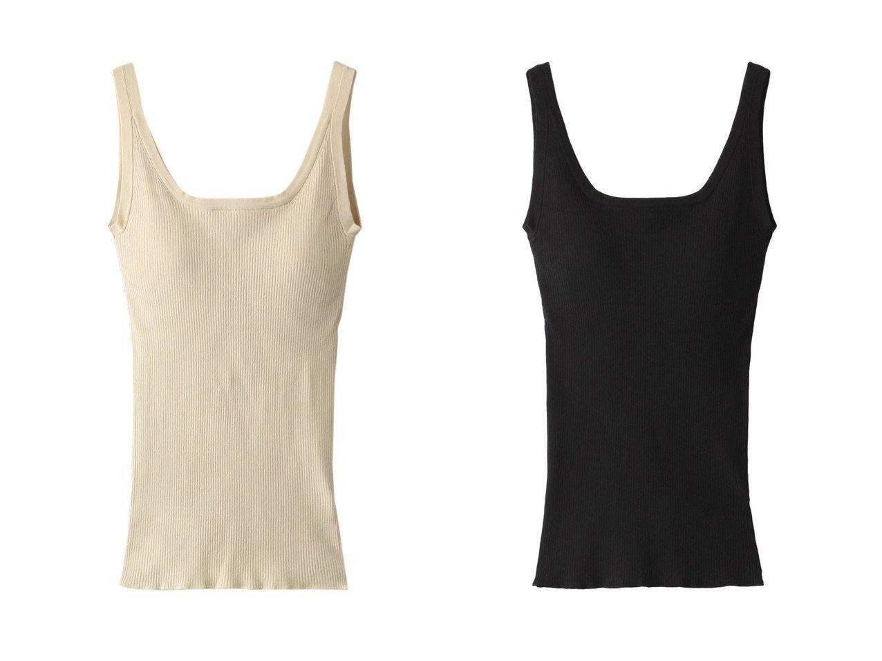 【ADAWAS/アダワス】のリブニットタンクトップ トップス・カットソーのおすすめ!人気、トレンド・レディースファッションの通販 おすすめで人気の流行・トレンド、ファッションの通販商品 メンズファッション・キッズファッション・インテリア・家具・レディースファッション・服の通販 founy(ファニー) https://founy.com/ ファッション Fashion レディースファッション WOMEN トップス Tops Tshirt ニット Knit Tops キャミソール / ノースリーブ No Sleeves シャツ/ブラウス Shirts Blouses ロング / Tシャツ T-Shirts カットソー Cut and Sewn 2021年 2021 2021 春夏 S/S SS Spring/Summer 2021 S/S 春夏 SS Spring/Summer インナー キャミソール シンプル タンク フィット 春 Spring |ID:crp329100000013108