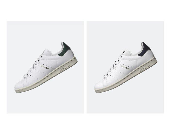 【adidas / MEN/アディダス】の【adidas】STAN SMITH PRIMEGREEN 【MEN】男性のおすすめ!人気トレンド・メンズファッションの通販 おすすめファッション通販アイテム インテリア・キッズ・メンズ・レディースファッション・服の通販 founy(ファニー) https://founy.com/ ファッション Fashion メンズファッション MEN シューズ・靴 Shoes Men スニーカー Sneakers シューズ スタンダード スニーカー スリッポン トレンド ラバー NEW・新作・新着・新入荷 New Arrivals |ID:crp329100000013219