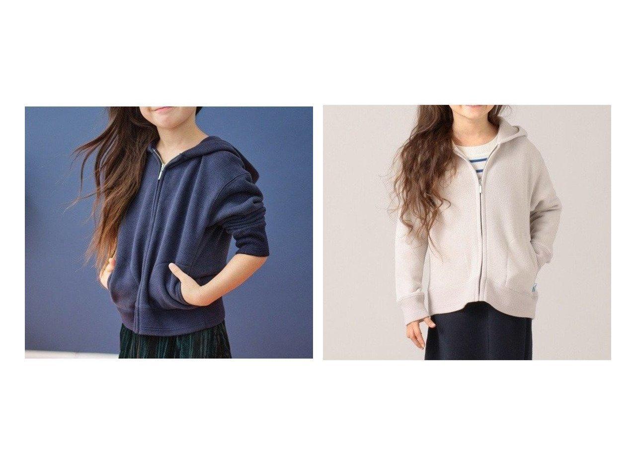 【KUMIKYOKU / KIDS/組曲】の【100-120 】リヨセルコットンパーカー (番号KL49) 【KIDS】子供服のおすすめ!人気トレンド・キッズファッションの通販 おすすめで人気の流行・トレンド、ファッションの通販商品 メンズファッション・キッズファッション・インテリア・家具・レディースファッション・服の通販 founy(ファニー) https://founy.com/ ファッション Fashion キッズファッション KIDS トップス Tops Tees Kids 秋 Autumn/Fall シンプル バランス パーカー ベーシック ルーズ A/W 秋冬 AW Autumn/Winter / FW Fall-Winter 2020年 2020 2020-2021 秋冬 A/W AW Autumn/Winter / FW Fall-Winter 2020-2021 送料無料 Free Shipping  ID:crp329100000013250