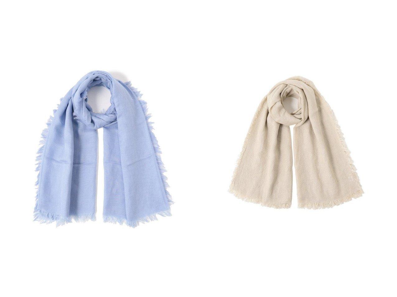 【Demi-Luxe BEAMS/デミルクス ビームス】のフランダースリネン ガーゼストール&モダールリネンシルク メランジュ ストール おすすめ!人気、トレンド・レディースファッションの通販 おすすめで人気の流行・トレンド、ファッションの通販商品 メンズファッション・キッズファッション・インテリア・家具・レディースファッション・服の通販 founy(ファニー) https://founy.com/ ファッション Fashion レディースファッション WOMEN アクセサリー イタリア シルク ストール スポーツ リネン A/W 秋冬 AW Autumn/Winter / FW Fall-Winter NEW・新作・新着・新入荷 New Arrivals  ID:crp329100000013267
