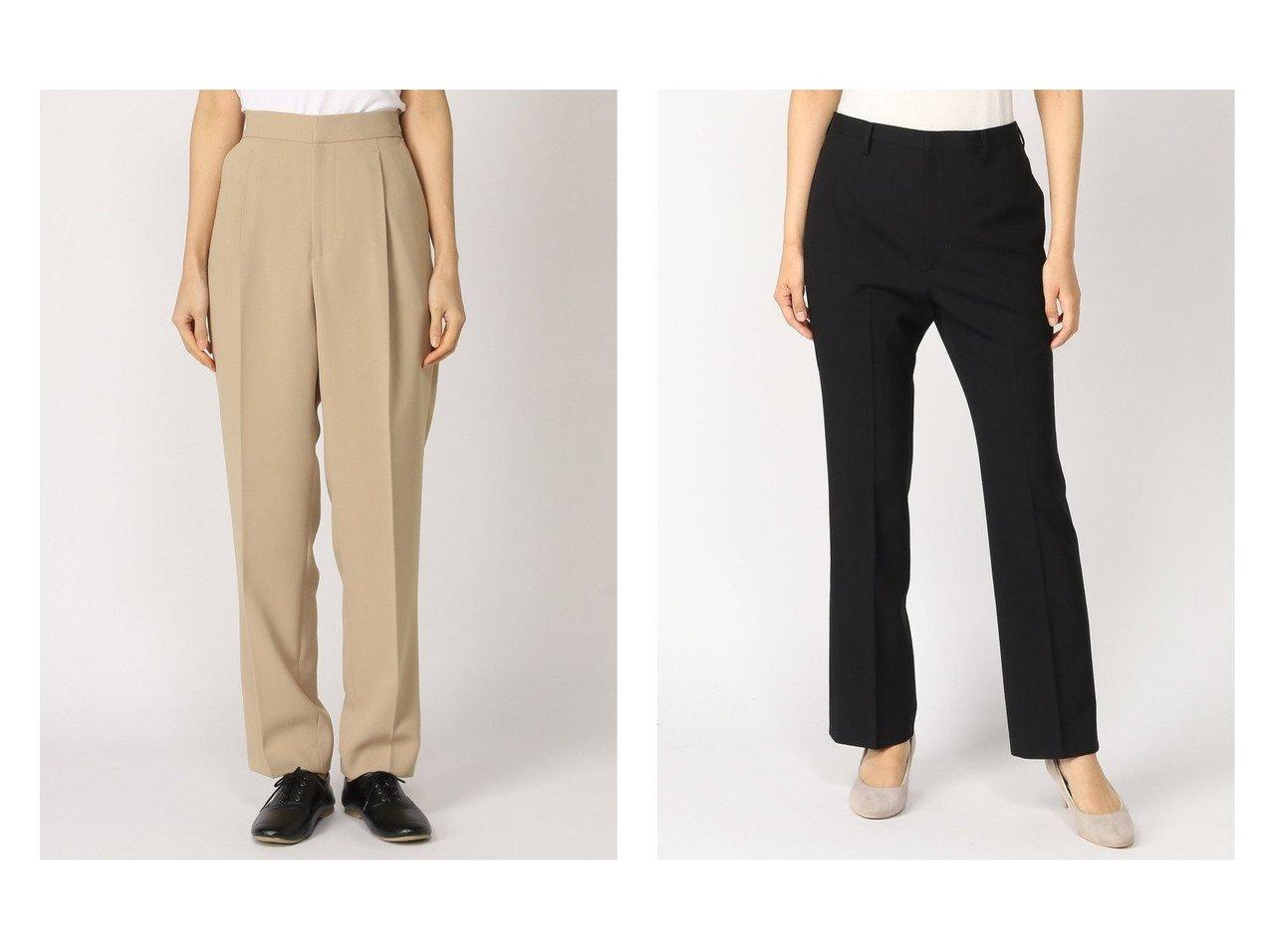 【FRAMeWORK/フレームワーク】のダブルアムンゼンテーパードPT&【Plage/プラージュ】のソモウスリットPT Re3 パンツのおすすめ!人気、トレンド・レディースファッションの通販 おすすめで人気の流行・トレンド、ファッションの通販商品 メンズファッション・キッズファッション・インテリア・家具・レディースファッション・服の通販 founy(ファニー) https://founy.com/ ファッション Fashion レディースファッション WOMEN パンツ Pants 2020年 2020 2020-2021 秋冬 A/W AW Autumn/Winter / FW Fall-Winter 2020-2021 A/W 秋冬 AW Autumn/Winter / FW Fall-Winter ジョーゼット ジーンズ ボトム ロング シンプル ストレート スリット |ID:crp329100000013368