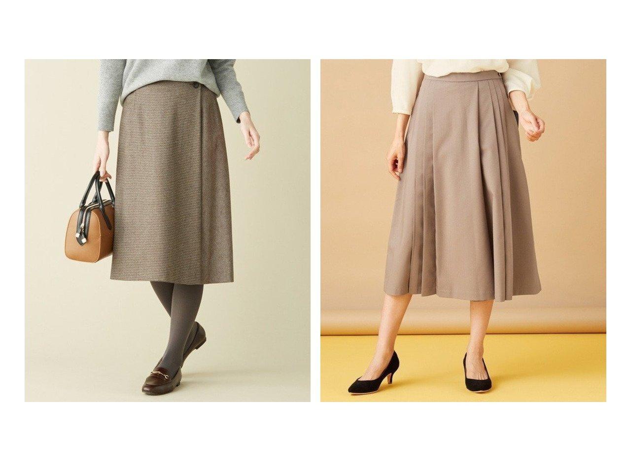 【J.PRESS/ジェイ プレス】のシックツイードチェック スカート&【any SiS/エニィ スィス】のクラシカルプリーツ キュロット スカートのおすすめ!人気、トレンド・レディースファッションの通販 おすすめで人気の流行・トレンド、ファッションの通販商品 メンズファッション・キッズファッション・インテリア・家具・レディースファッション・服の通販 founy(ファニー) https://founy.com/ ファッションモデル・俳優・女優 Models 女性 Women 田中みな実 Tanaka Minami ファッション Fashion レディースファッション WOMEN スカート Skirt NEW・新作・新着・新入荷 New Arrivals 送料無料 Free Shipping シルク キュロット クラシカル シューズ スニーカー チェック トレンド プリーツ モノトーン 秋 Autumn/Fall |ID:crp329100000013385