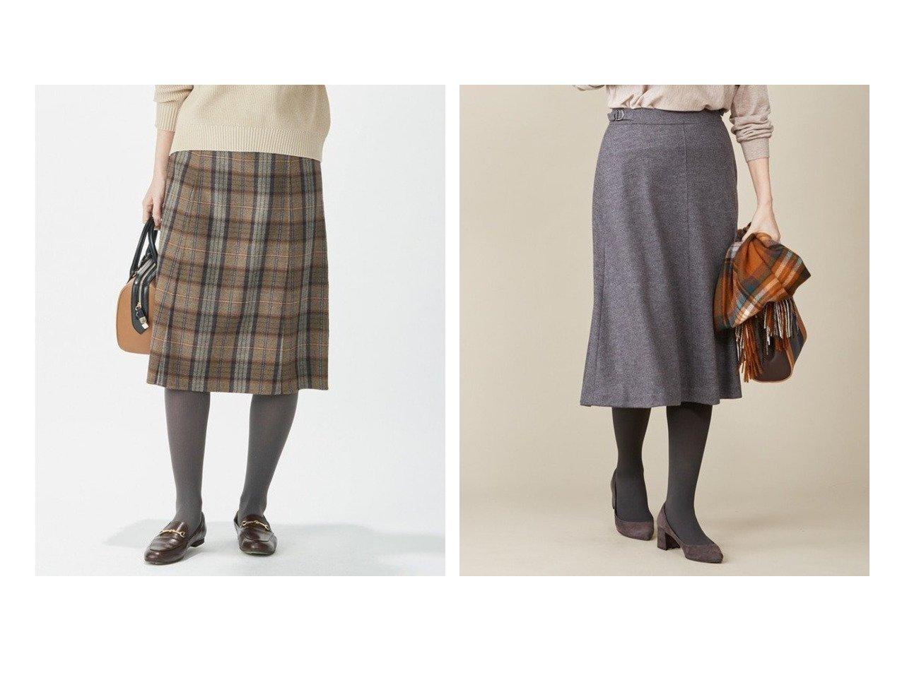 【J.PRESS/ジェイ プレス】の【リバーシブル】エアーファインウールリバーチェック スカート&【洗える】ウールスムースジャージー フレア スカート スカートのおすすめ!人気、トレンド・レディースファッションの通販 おすすめで人気の流行・トレンド、ファッションの通販商品 メンズファッション・キッズファッション・インテリア・家具・レディースファッション・服の通販 founy(ファニー) https://founy.com/ ファッション Fashion レディースファッション WOMEN スカート Skirt Aライン/フレアスカート Flared A-Line Skirts NEW・新作・新着・新入荷 New Arrivals 送料無料 Free Shipping チェック トレンド ドレープ フレア ミックス リバーシブル ロング 無地 軽量 アンティーク ウォーム 洗える ジャケット スタイリッシュ セットアップ A/W 秋冬 AW Autumn/Winter / FW Fall-Winter |ID:crp329100000013386