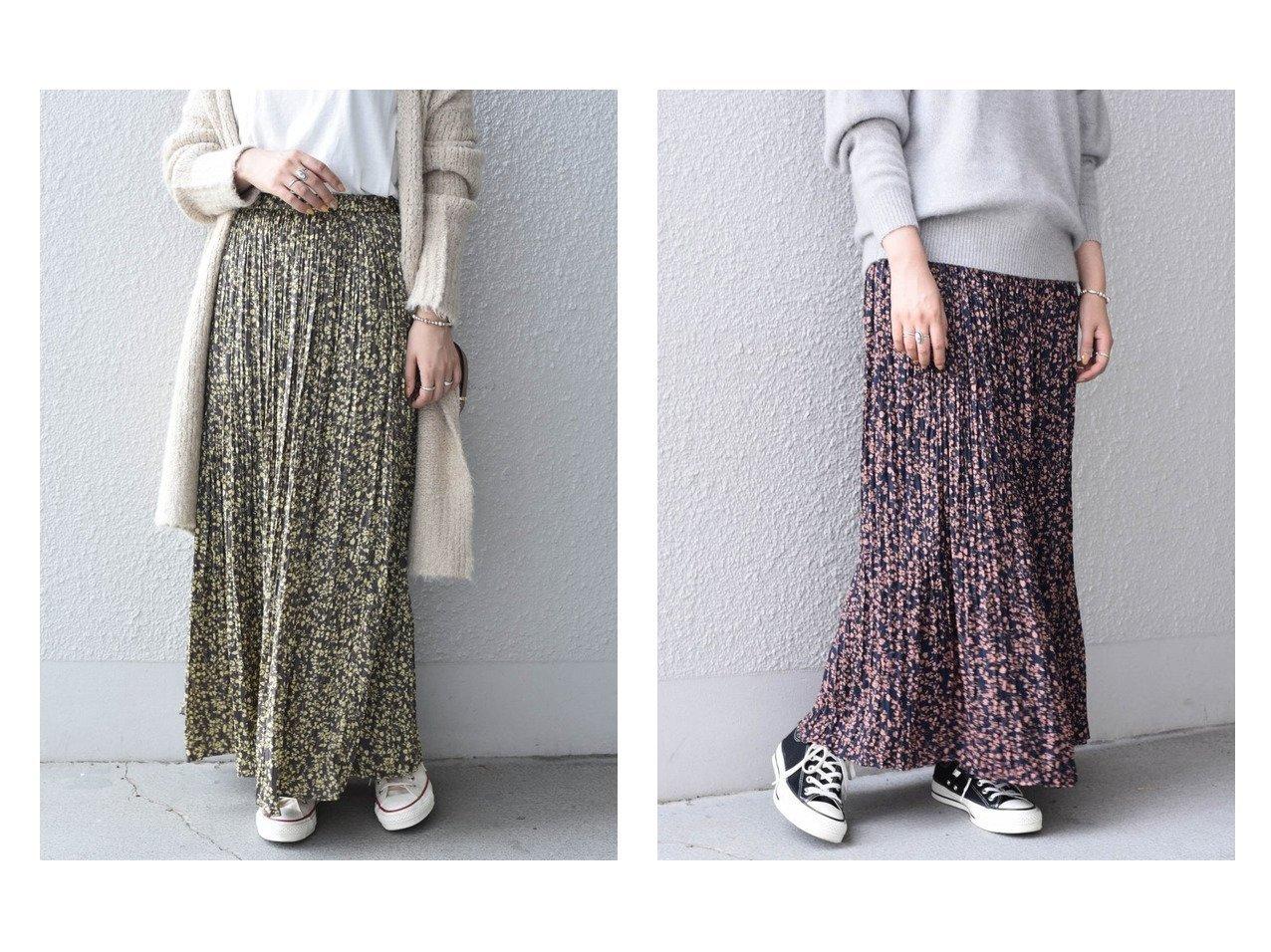 【SHIPS any/シップス エニィ】のSHIPS any ドット フラワー プリーツスカート スカートのおすすめ!人気、トレンド・レディースファッションの通販 おすすめで人気の流行・トレンド、ファッションの通販商品 メンズファッション・キッズファッション・インテリア・家具・レディースファッション・服の通販 founy(ファニー) https://founy.com/ ファッション Fashion レディースファッション WOMEN スカート Skirt プリーツスカート Pleated Skirts ロングスカート Long Skirt ドット バランス フラワー プリント プリーツ ロング |ID:crp329100000013413