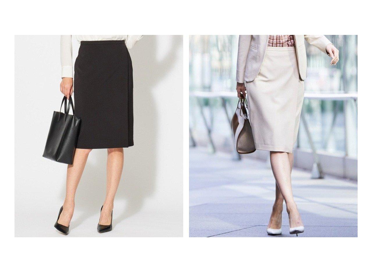 【iCB/アイシービー】の【洗えるセットアップ】Fied ラップ風スカート スカートのおすすめ!人気、トレンド・レディースファッションの通販 おすすめで人気の流行・トレンド、ファッションの通販商品 メンズファッション・キッズファッション・インテリア・家具・レディースファッション・服の通販 founy(ファニー) https://founy.com/ ファッション Fashion レディースファッション WOMEN セットアップ Setup スカート Skirt 洗える ジャケット ストレッチ スーツ セットアップ チェック 定番 Standard 人気 ラップ ワイド 送料無料 Free Shipping |ID:crp329100000013420
