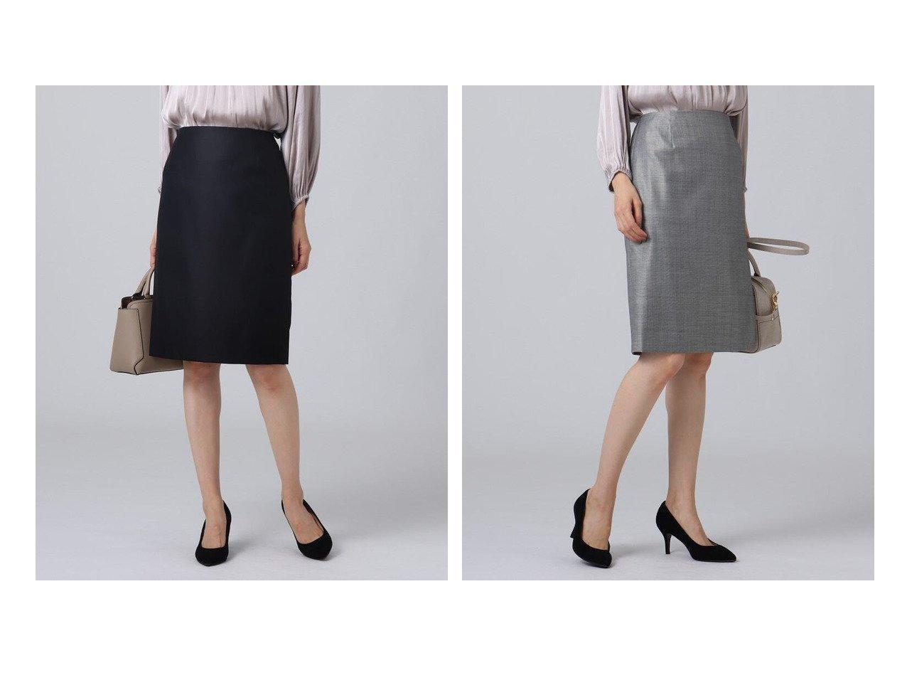 【UNTITLED/アンタイトル】の【抗菌防臭】モンテシャークスキンタイトスカート スカートのおすすめ!人気、トレンド・レディースファッションの通販 おすすめで人気の流行・トレンド、ファッションの通販商品 メンズファッション・キッズファッション・インテリア・家具・レディースファッション・服の通販 founy(ファニー) https://founy.com/ ファッション Fashion レディースファッション WOMEN スカート Skirt スーツ Suits スーツ スカート Skirt シルク ジャケット スーツ タイトスカート フォーマル ポケット 抗菌 |ID:crp329100000013422