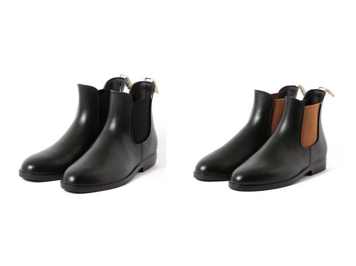【Demi-Luxe BEAMS/デミルクス ビームス】のサイドゴア レインブーツ シューズ・靴のおすすめ!人気、トレンド・レディースファッションの通販 おすすめファッション通販アイテム インテリア・キッズ・メンズ・レディースファッション・服の通販 founy(ファニー) https://founy.com/ ファッション Fashion レディースファッション WOMEN キルティング シューズ シンプル ジャケット フォルム ベーシック  ID:crp329100000013425