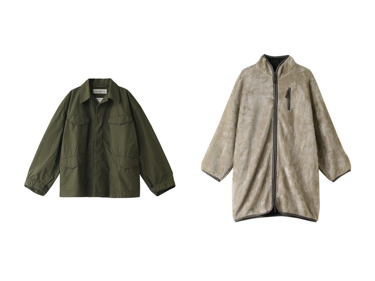 【mizuiro ind/ミズイロ インド】のボアジップジャケット&【Shinzone/シンゾーン】のフィールドジャケット アウターのおすすめ!人気、トレンド・レディースファッションの通販 おすすめで人気の流行・トレンド、ファッションの通販商品 メンズファッション・キッズファッション・インテリア・家具・レディースファッション・服の通販 founy(ファニー) https://founy.com/ ファッション Fashion レディースファッション WOMEN アウター Coat Outerwear ジャケット Jackets 2021年 2021 2021 春夏 S/S SS Spring/Summer 2021 S/S 春夏 SS Spring/Summer ショルダー ジャケット スリーブ ドロップ フェミニン ポケット ミックス 春 Spring シンプル ブルゾン 秋 Autumn/Fall |ID:crp329100000013468