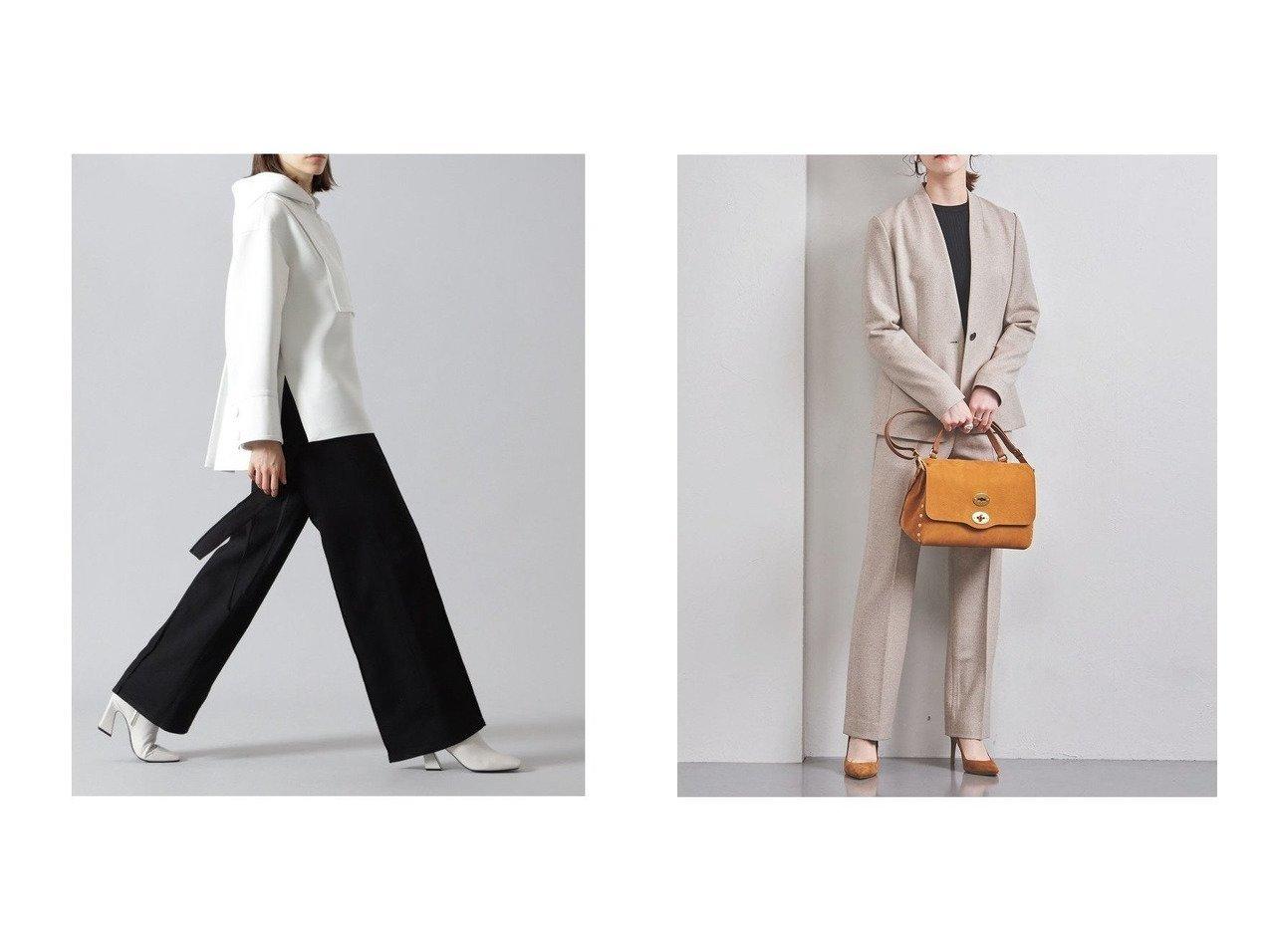 【UNITED ARROWS/ユナイテッドアローズ】のTWD ストレートパンツ&【ADORE/アドーア】のイントレチャートデニムパンツ パンツのおすすめ!人気、トレンド・レディースファッションの通販 おすすめで人気の流行・トレンド、ファッションの通販商品 メンズファッション・キッズファッション・インテリア・家具・レディースファッション・服の通販 founy(ファニー) https://founy.com/ ファッション Fashion レディースファッション WOMEN パンツ Pants デニムパンツ Denim Pants シャンブレー ジーンズ ストレート デニム ポケット |ID:crp329100000013654