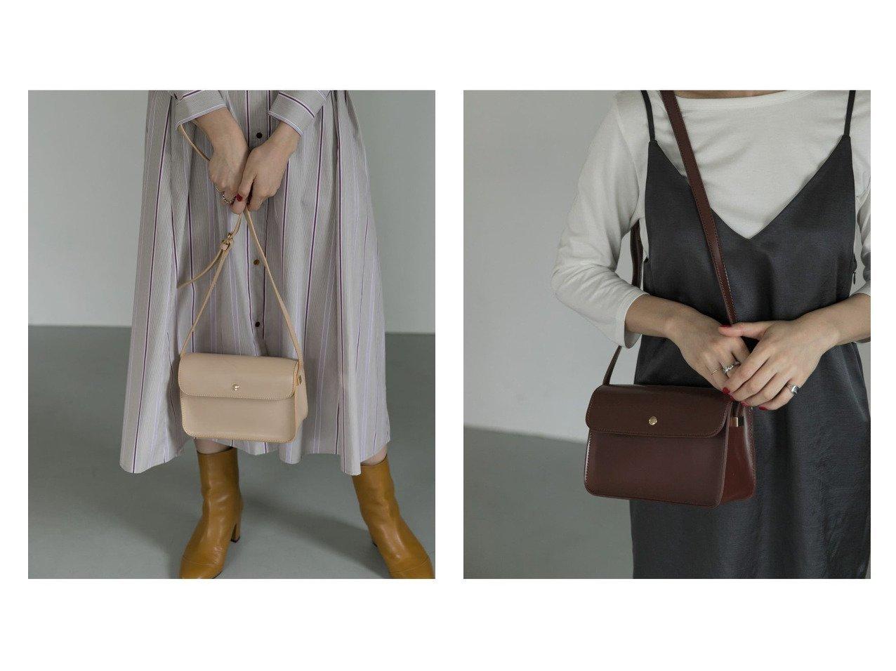 【URBAN RESEARCH ROSSO/アーバンリサーチ ロッソ】のミニフラップショルダーバック バッグ・鞄のおすすめ!人気、トレンド・レディースファッションの通販 おすすめで人気の流行・トレンド、ファッションの通販商品 メンズファッション・キッズファッション・インテリア・家具・レディースファッション・服の通販 founy(ファニー) https://founy.com/ ファッション Fashion レディースファッション WOMEN バッグ Bag ショルダー フラップ ワンポイント |ID:crp329100000013693