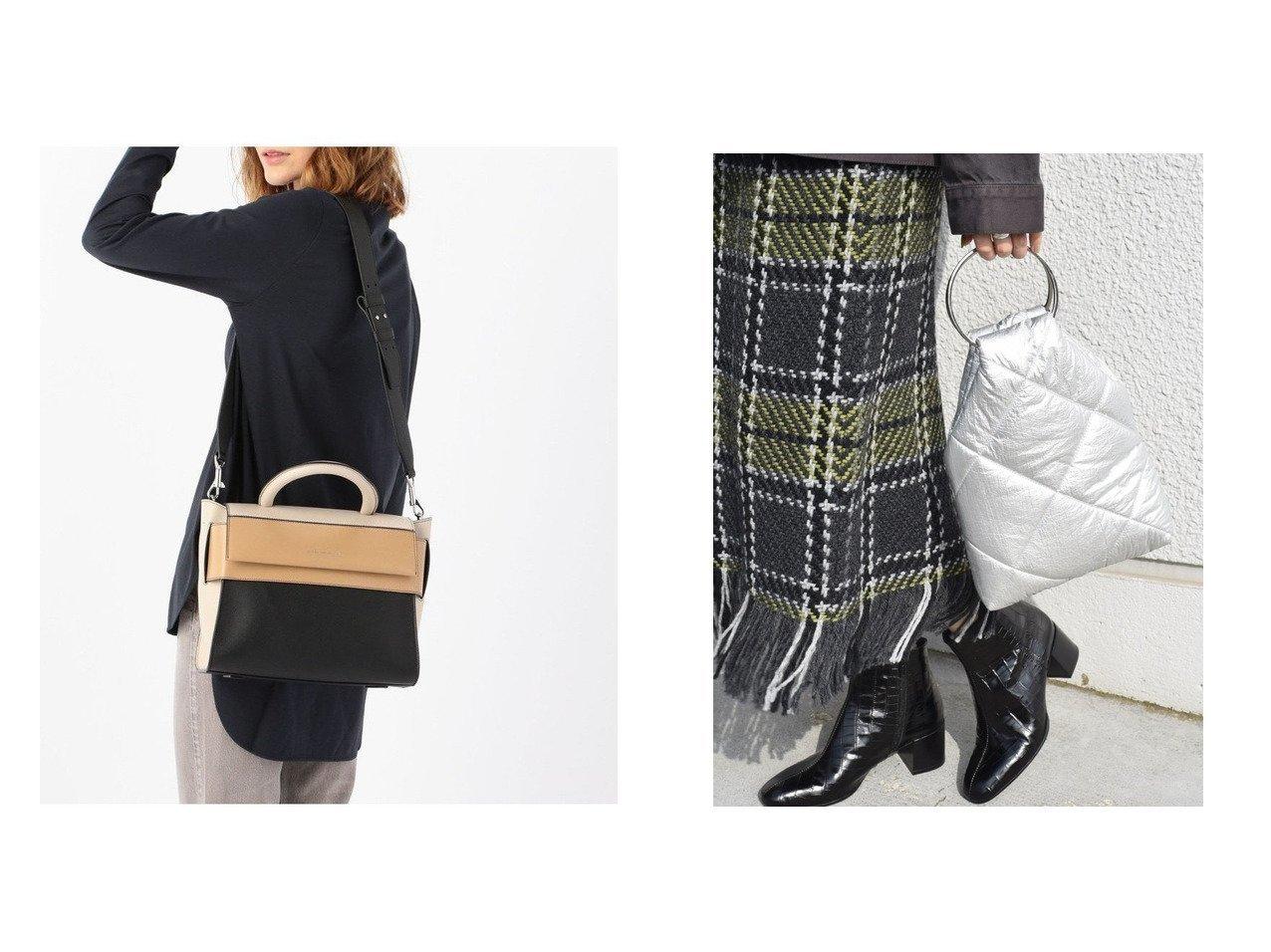 【TOMORROWLAND GOODs/トゥモローランド グッズ】のELENA GHISELLINI ハンドバッグ&【SHIPS/シップス フォー ウィメン】のCaterina Bertini パフリングハンドルトート バッグ・鞄のおすすめ!人気、トレンド・レディースファッションの通販 おすすめで人気の流行・トレンド、ファッションの通販商品 メンズファッション・キッズファッション・インテリア・家具・レディースファッション・服の通販 founy(ファニー) https://founy.com/ ファッション Fashion レディースファッション WOMEN バッグ Bag アクセサリー イタリア エレガント ハンドバッグ パターン フォルム フォーマル 2020年 2020 S/S 春夏 SS Spring/Summer 2020 春夏 S/S SS Spring/Summer 2020 |ID:crp329100000013696