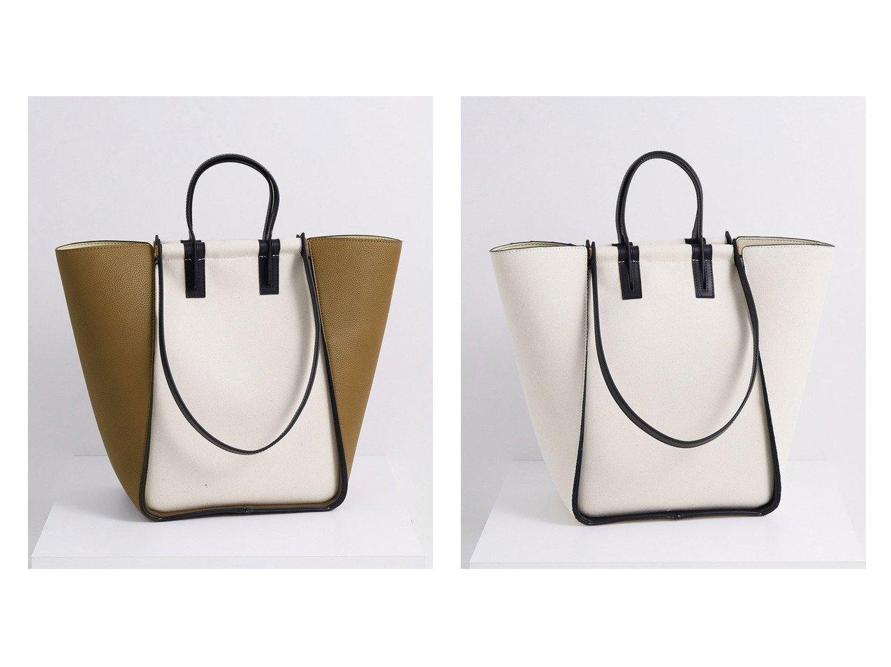 【E'POR/ロペ エポール】の【E POR】BUTTERFLY A4トート バッグ・鞄のおすすめ!人気、トレンド・レディースファッションの通販 おすすめで人気の流行・トレンド、ファッションの通販商品 メンズファッション・キッズファッション・インテリア・家具・レディースファッション・服の通販 founy(ファニー) https://founy.com/ ファッション Fashion レディースファッション WOMEN バッグ Bag コンビ シンプル フォルム ベーシック ポケット |ID:crp329100000013698