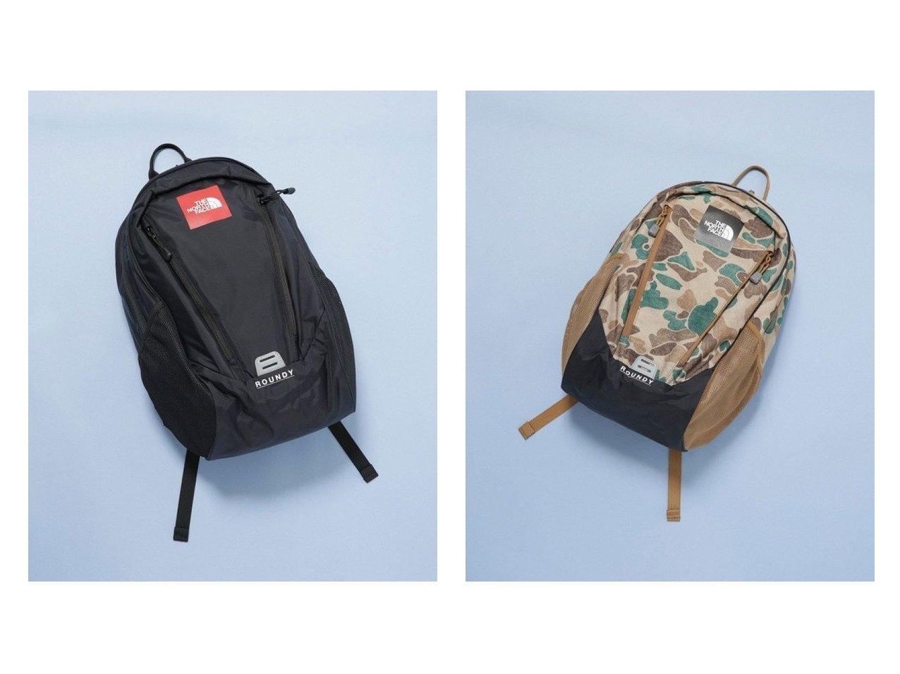 【THE NORTH FACE/ザ ノース フェイス】のK Roundy バッグ・鞄のおすすめ!人気、トレンド・レディースファッションの通販 おすすめで人気の流行・トレンド、ファッションの通販商品 メンズファッション・キッズファッション・インテリア・家具・レディースファッション・服の通販 founy(ファニー) https://founy.com/ ファッション Fashion レディースファッション WOMEN バッグ Bag アウトドア ショルダー ダブル フィット フロント ポケット メッシュ ランニング リュック |ID:crp329100000013699
