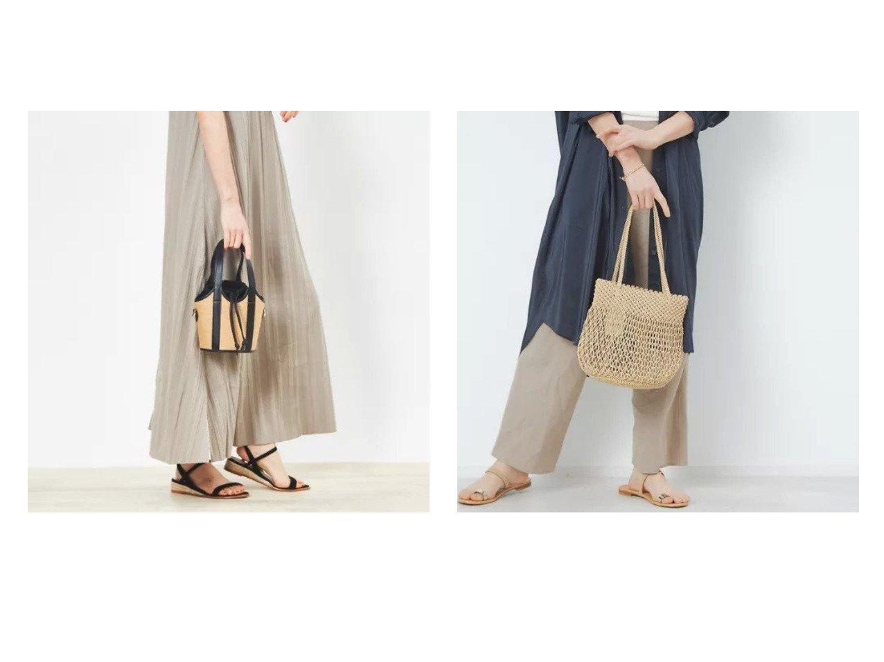 【Rouge vif/ルージュ ヴィフ】の【BAGMATI】メッシュバッグ&【MAISON BOINET】ハンドバッグ バッグ・鞄のおすすめ!人気、トレンド・レディースファッションの通販 おすすめで人気の流行・トレンド、ファッションの通販商品 メンズファッション・キッズファッション・インテリア・家具・レディースファッション・服の通販 founy(ファニー) https://founy.com/ ファッション Fashion レディースファッション WOMEN バッグ Bag S/S 春夏 SS Spring/Summer メッシュ 人気 春 Spring ハンドバッグ パイピング フォルム フランス メンズ ラグジュアリー |ID:crp329100000013710