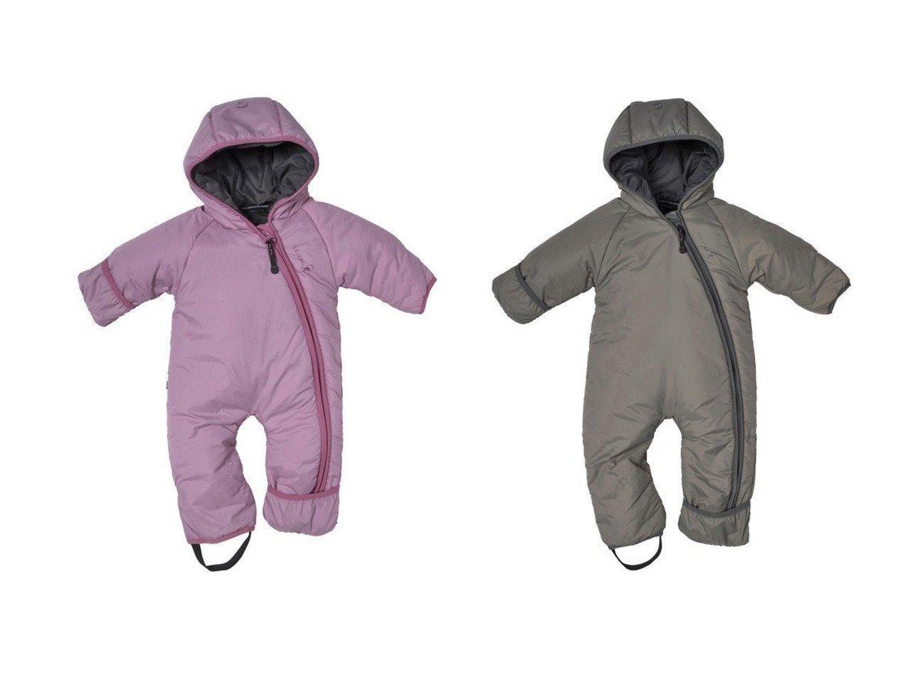 【PeakPerformance / MEN/ピークパフォーマンス】のISBJORN【中綿入り】Frost Baby Jumpsuit 【BABY】ベビー服のおすすめ!人気、キッズファッションの通販  おすすめで人気の流行・トレンド、ファッションの通販商品 メンズファッション・キッズファッション・インテリア・家具・レディースファッション・服の通販 founy(ファニー) https://founy.com/ ファッション Fashion キッズファッション KIDS 送料無料 Free Shipping ジップ ダウン ベビー 軽量 |ID:crp329100000013832