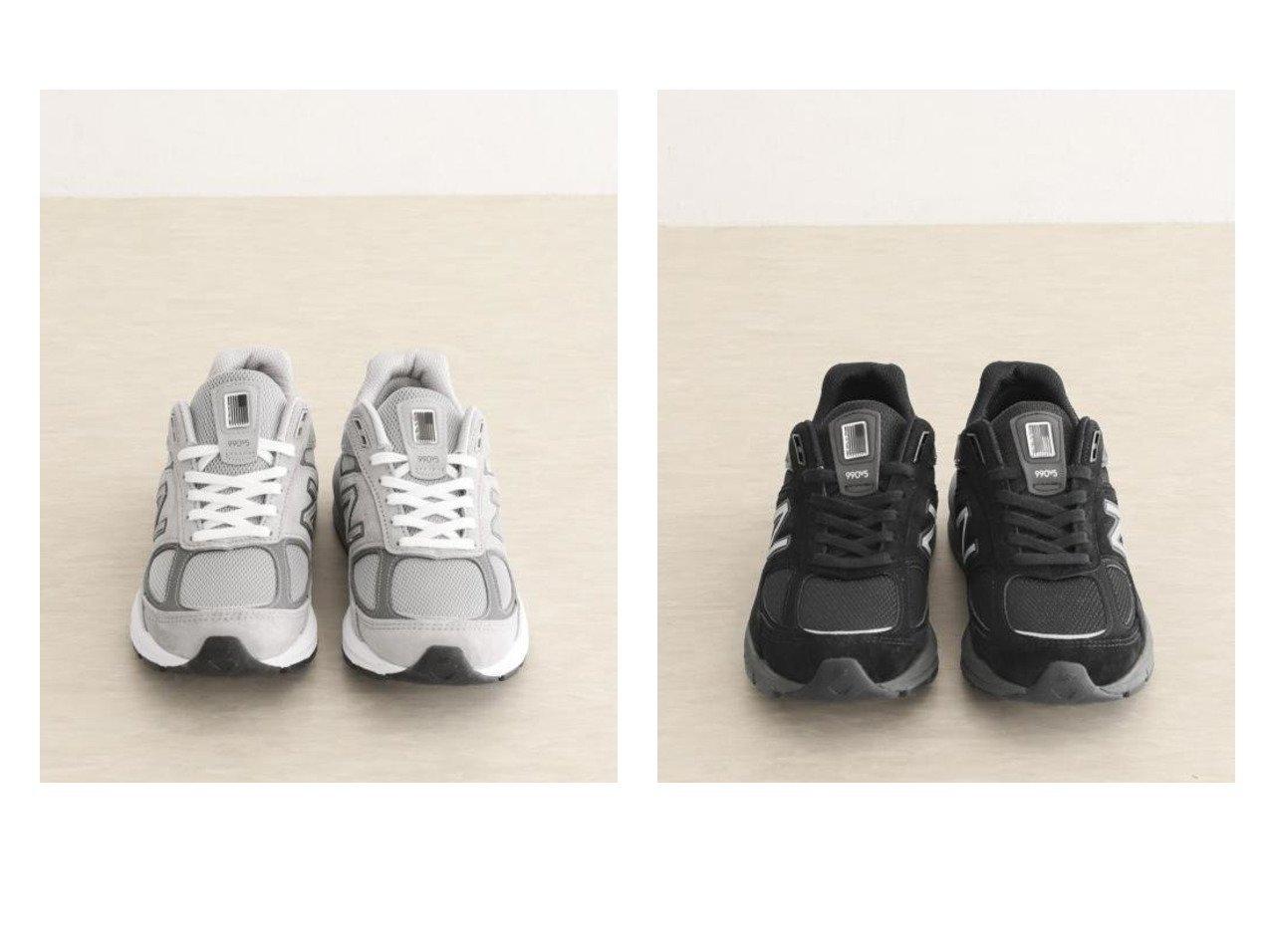【URBAN RESEARCH DOORS/アーバンリサーチ ドアーズ】のNEW BALANCE W990 シューズ・靴のおすすめ!人気、トレンド・レディースファッションの通販 おすすめで人気の流行・トレンド、ファッションの通販商品 メンズファッション・キッズファッション・インテリア・家具・レディースファッション・服の通販 founy(ファニー) https://founy.com/ ファッション Fashion レディースファッション WOMEN インソール シューズ スニーカー バランス ボストン  ID:crp329100000014037