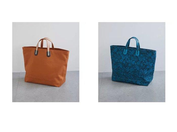 【GALLARDAGALANTE/ガリャルダガランテ】の【NOMADIS】トートバッグArles SOLID&【NOMADIS】トートバッグArles PRINT バッグ・鞄のおすすめ!人気、トレンド・レディースファッションの通販 おすすめファッション通販アイテム インテリア・キッズ・メンズ・レディースファッション・服の通販 founy(ファニー) https://founy.com/ ファッション Fashion レディースファッション WOMEN バッグ Bag 春 Spring キャンバス クラッチ シンプル スマート トレンド 人気 バランス フェミニン フラワー プリント ポケット S/S 春夏 SS Spring/Summer |ID:crp329100000014044