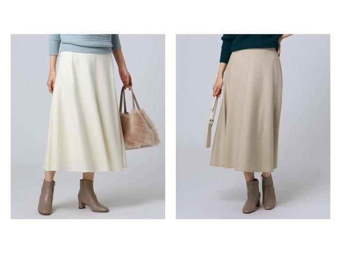 【UNTITLED/アンタイトル】のボニータミルドステッチフレアスカート スカートのおすすめ!人気、トレンド・レディースファッションの通販 おすすめファッション通販アイテム インテリア・キッズ・メンズ・レディースファッション・服の通販 founy(ファニー) https://founy.com/ ファッション Fashion レディースファッション WOMEN スカート Skirt Aライン/フレアスカート Flared A-Line Skirts ロングスカート Long Skirt シンプル ジャージ ロング  ID:crp329100000014135