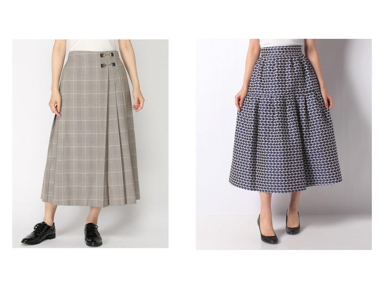 【GLOBAL WORK/グローバルワーク】のアラエルSK+D&【Rirandture/リランドチュール】のムーンジャガードスカート ボトムスのおすすめ!人気、トレンド・レディースファッションの通販 おすすめで人気の流行・トレンド、ファッションの通販商品 メンズファッション・キッズファッション・インテリア・家具・レディースファッション・服の通販 founy(ファニー) https://founy.com/ ファッション Fashion レディースファッション WOMEN セットアップ Setup スカート Skirt スカート Skirt Aライン/フレアスカート Flared A-Line Skirts アンティーク クラシック ジャケット ストレッチ セットアップ フレア ロング 楽ちん 秋 Autumn/Fall シンプル ボトム |ID:crp329100000014300