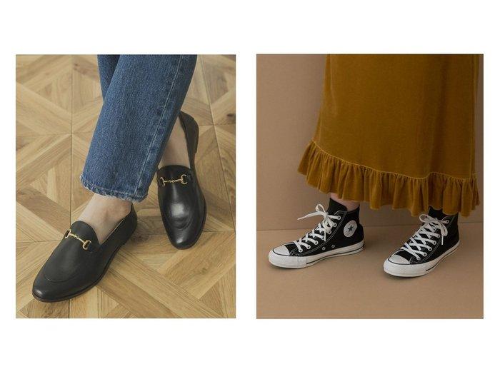 【ROPE' mademoiselle/ロペ マドモアゼル】の【CONVERSE】ALLSTAR100ハイカット&【URBAN RESEARCH/アーバンリサーチ】のCAMINANDO BIT SLIP ON SHOES シューズ・靴のおすすめ!人気、トレンド・レディースファッションの通販 おすすめファッション通販アイテム インテリア・キッズ・メンズ・レディースファッション・服の通販 founy(ファニー) https://founy.com/ ファッション Fashion レディースファッション WOMEN キャンバス シューズ スニーカー スリッポン ベーシック 定番 Standard スタンダード スポーツ ソックス ワーク |ID:crp329100000014306