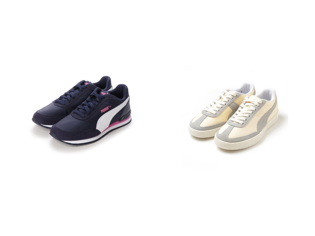 【PUMA/プーマ】のST RUNNER V2 NL BG レディーススニーカー&【emmi/エミ】の【PUMA for emmi】オスロ シティ EMMI シューズ・靴のおすすめ!人気、トレンド・レディースファッションの通販 おすすめファッション通販アイテム インテリア・キッズ・メンズ・レディースファッション・服の通販 founy(ファニー)  ファッション Fashion レディースファッション WOMEN クラシカル シューズ スポーツ 人気 2020年 2020 2020 春夏 S/S SS Spring/Summer 2020 S/S 春夏 SS Spring/Summer クッション クラシック スニーカー スポーティ フォルム フォーム フレア ベーシック ランニング 春 Spring ブルー系 Blue  ID:crp329100000014313