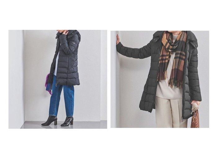 【UNITED ARROWS/ユナイテッドアローズ】のPOLITEAMA ダウンコート アウターのおすすめ!人気、トレンド・レディースファッションの通販 おすすめファッション通販アイテム インテリア・キッズ・メンズ・レディースファッション・服の通販 founy(ファニー) https://founy.com/ ファッション Fashion レディースファッション WOMEN アウター Coat Outerwear コート Coats ダウン Down Coats And Jackets エレガント ダウン ドローコード 人気 今季 |ID:crp329100000014338