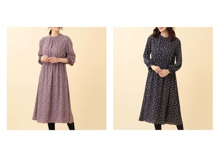 【Reflect/リフレクト】の【先行予約】フラージュプリントワンピース ワンピース・ドレスのおすすめ!人気、トレンド・レディースファッションの通販 おすすめファッション通販アイテム レディースファッション・服の通販 founy(ファニー) ファッション Fashion レディースファッション WOMEN ワンピース Dress |ID:crp329100000014350