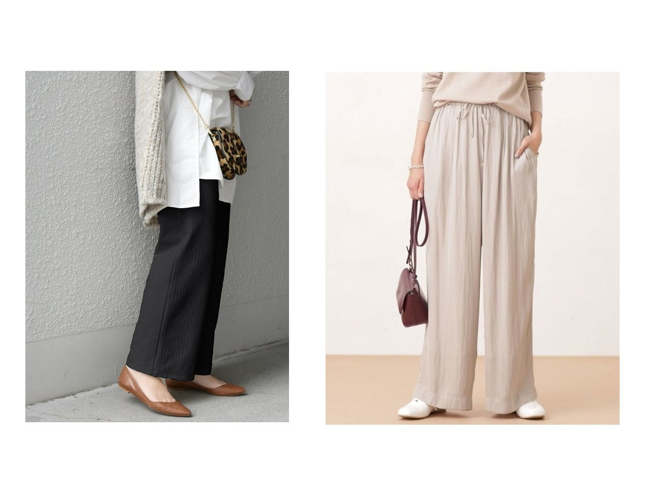 【SHIPS any/シップス エニィ】のSHIPS any コーデュロイ ジャージ パンツ&【nano universe/ナノ ユニバース】のドットジャガードイージーパンツ パンツのおすすめ!人気、トレンド・レディースファッションの通販 おすすめで人気の流行・トレンド、ファッションの通販商品 メンズファッション・キッズファッション・インテリア・家具・レディースファッション・服の通販 founy(ファニー) https://founy.com/ ファッション Fashion レディースファッション WOMEN パンツ Pants ギャザー サテン ジーンズ とろみ ドット ドレープ プリント リボン ロング ワイド 再入荷 Restock/Back in Stock/Re Arrival NEW・新作・新着・新入荷 New Arrivals コーデュロイ ジャージ ストレッチ ストレート ビッグ ポケット 人気 冬 Winter 秋 Autumn/Fall |ID:crp329100000014418