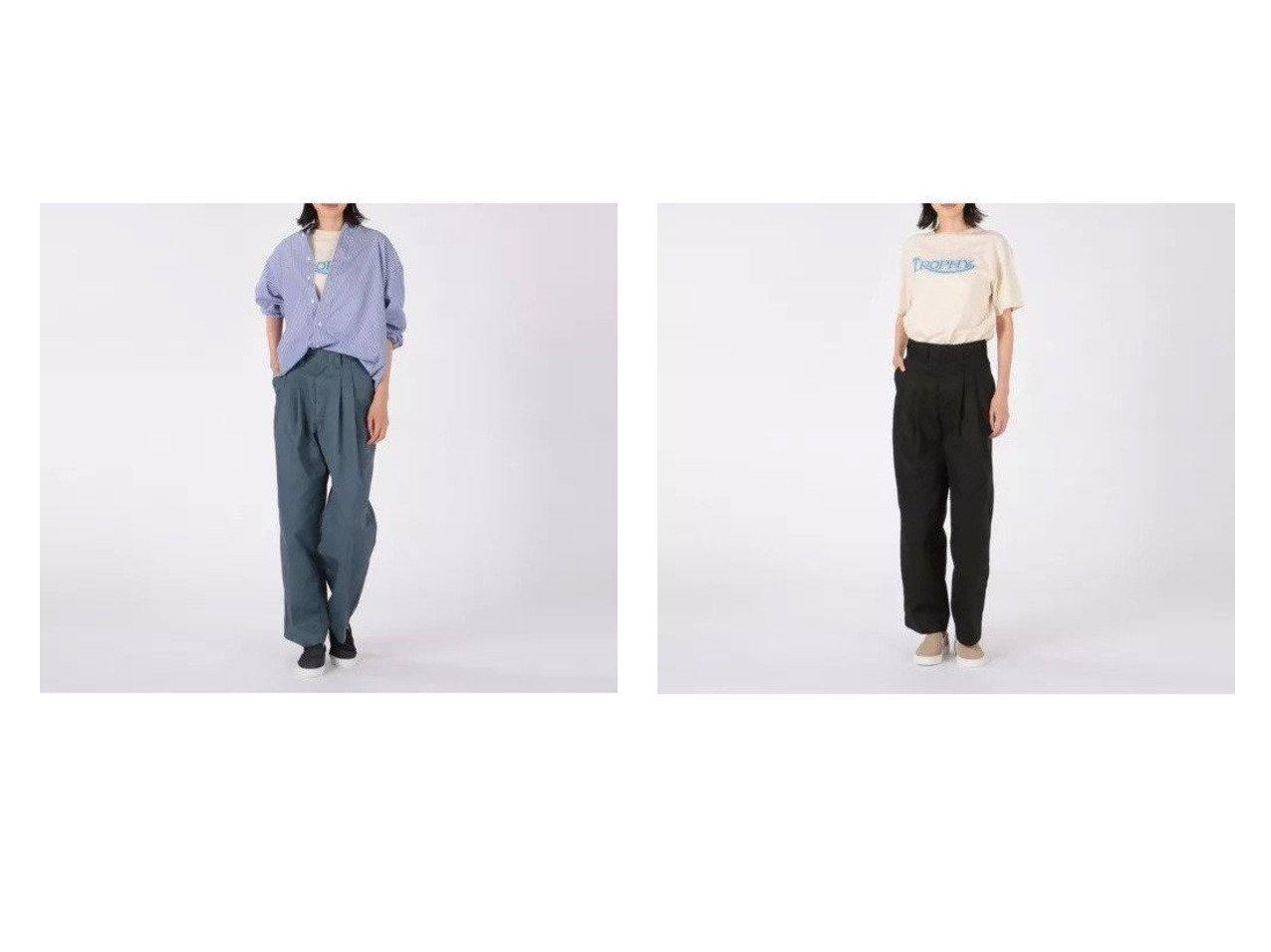 【Shinzone/シンゾーン】のトムボーイ パンツのおすすめ!人気、トレンド・レディースファッションの通販 おすすめで人気の流行・トレンド、ファッションの通販商品 メンズファッション・キッズファッション・インテリア・家具・レディースファッション・服の通販 founy(ファニー) https://founy.com/ ファッション Fashion レディースファッション WOMEN パンツ Pants 秋 Autumn/Fall |ID:crp329100000014430