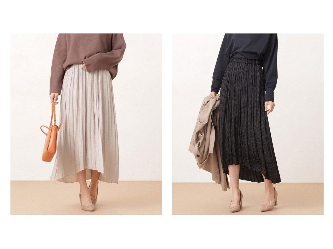 【nano universe/ナノ ユニバース】のドットジャガードプリーツスカート スカートのおすすめ!人気、トレンド・レディースファッションの通販 おすすめで人気の流行・トレンド、ファッションの通販商品 メンズファッション・キッズファッション・インテリア・家具・レディースファッション・服の通販 founy(ファニー) https://founy.com/ ファッション Fashion レディースファッション WOMEN スカート Skirt プリーツスカート Pleated Skirts サテン とろみ ドット フェミニン プリント プリーツ ランダム ロング 再入荷 Restock/Back in Stock/Re Arrival NEW・新作・新着・新入荷 New Arrivals |ID:crp329100000014432