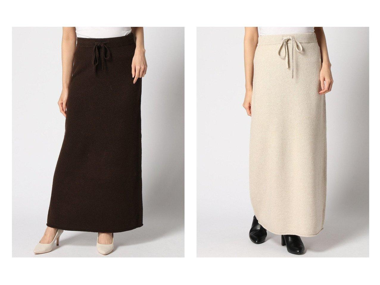 【Plage/プラージュ】のboucle nuance ニットスカート スカートのおすすめ!人気、トレンド・レディースファッションの通販 おすすめで人気の流行・トレンド、ファッションの通販商品 メンズファッション・キッズファッション・インテリア・家具・レディースファッション・服の通販 founy(ファニー) https://founy.com/ ファッション Fashion レディースファッション WOMEN スカート Skirt Aライン/フレアスカート Flared A-Line Skirts 2020年 2020 2020-2021 秋冬 A/W AW Autumn/Winter / FW Fall-Winter 2020-2021 A/W 秋冬 AW Autumn/Winter / FW Fall-Winter フィット フレア ロング |ID:crp329100000014444