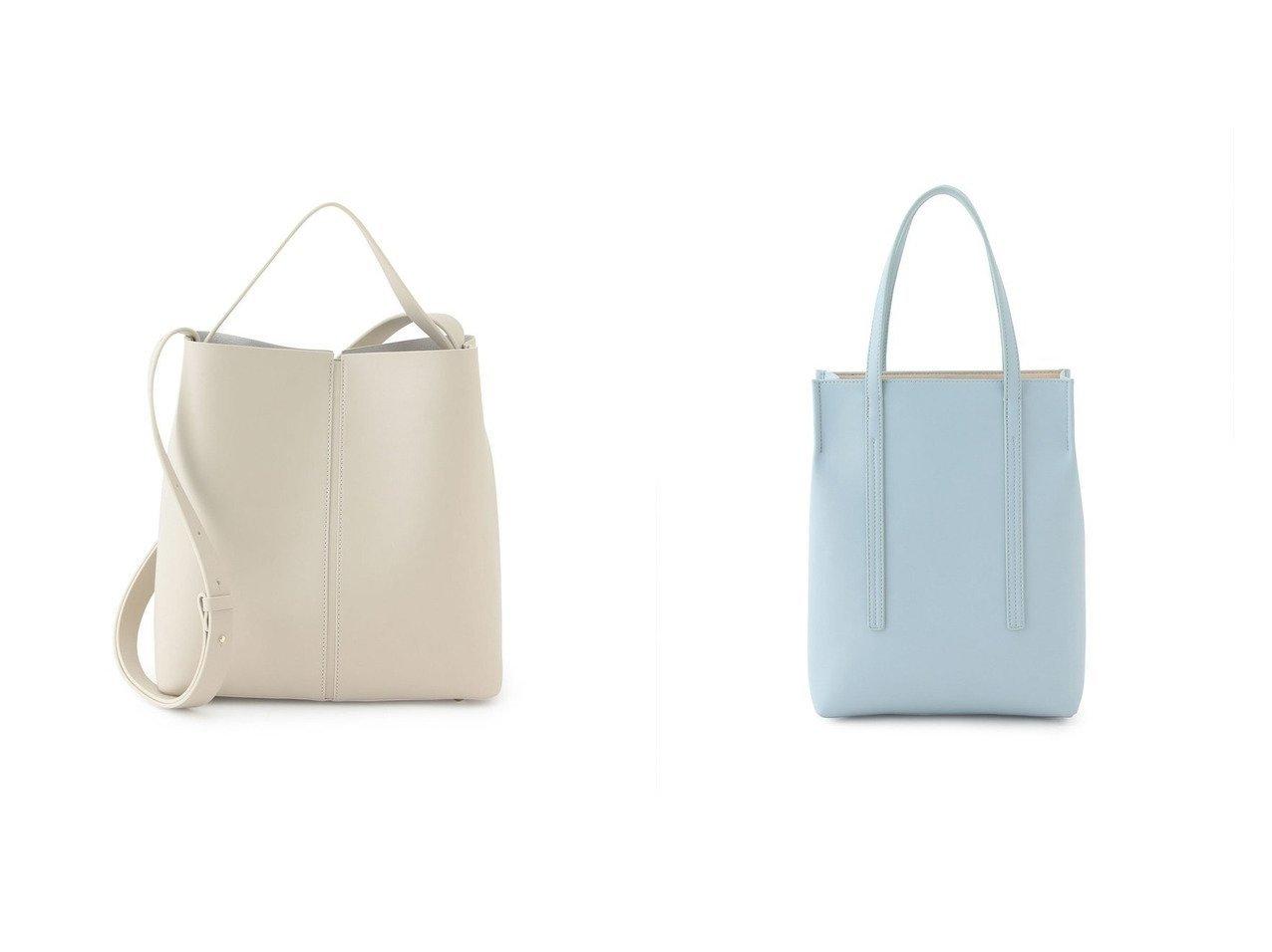 【ROPE' mademoiselle/ロペ マドモアゼル】の【2WAY】ワンハンドルバケットトートバッグ&【2WAY】スクエアトートバッグ バッグ・鞄のおすすめ!人気、トレンド・レディースファッションの通販 おすすめで人気の流行・トレンド、ファッションの通販商品 メンズファッション・キッズファッション・インテリア・家具・レディースファッション・服の通販 founy(ファニー) https://founy.com/ ファッション Fashion レディースファッション WOMEN バッグ Bag NEW・新作・新着・新入荷 New Arrivals ショルダー シンプル トレンド ロング  ID:crp329100000014473