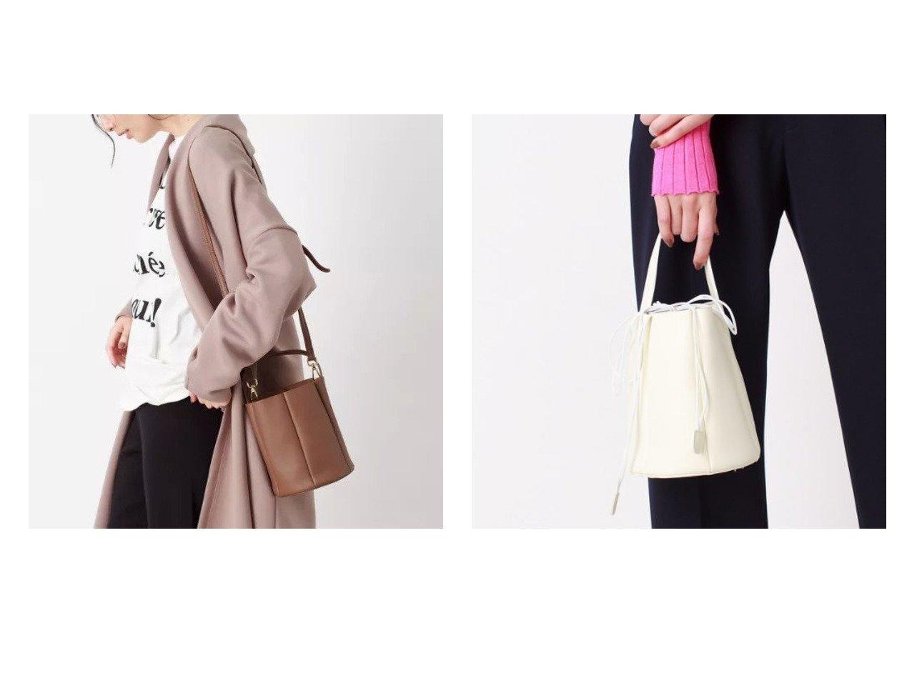 【Rouge vif/ルージュ ヴィフ】の【MOHI】3WAYバッグ バッグ・鞄のおすすめ!人気、トレンド・レディースファッションの通販 おすすめで人気の流行・トレンド、ファッションの通販商品 メンズファッション・キッズファッション・インテリア・家具・レディースファッション・服の通販 founy(ファニー) https://founy.com/ ファッション Fashion レディースファッション WOMEN バッグ Bag サンダル スニーカー トレンド バケツ 巾着  ID:crp329100000014474