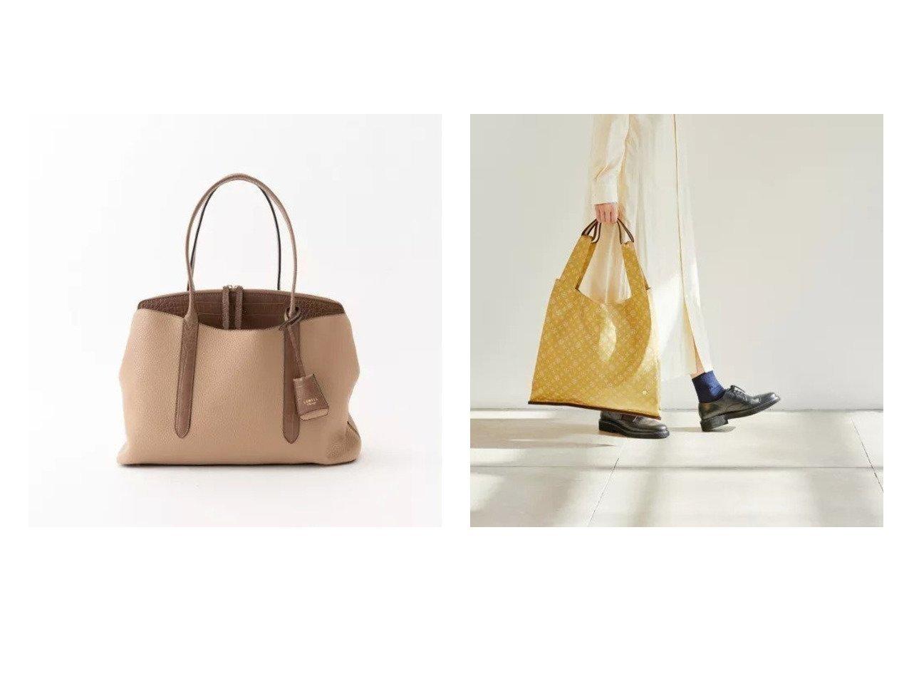 【russet/ラシット】のエプロンショッパー(CE-917)&【LOWELL Things/ロウェル シングス】の【SS新作】ラップトップトート inA4PC バッグ・鞄のおすすめ!人気、トレンド・レディースファッションの通販 おすすめで人気の流行・トレンド、ファッションの通販商品 メンズファッション・キッズファッション・インテリア・家具・レディースファッション・服の通販 founy(ファニー) https://founy.com/ ファッション Fashion レディースファッション WOMEN バッグ Bag コンビ 軽量 ジャケット スタンダード スリム ポケット ロング ワーク S/S 春夏 SS Spring/Summer イエロー スマート ブローチ ベスト ベーシック ワンポイント  ID:crp329100000014482
