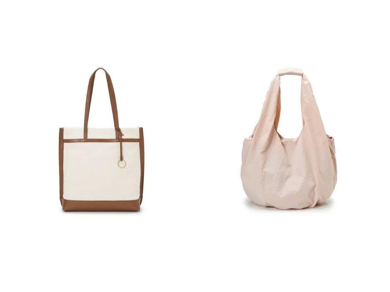 【TOPKAPI/トプカピ】のレザーコンビ キャンバス A4トートバッグ&シャーリング ナイロンバッグ バッグ・鞄のおすすめ!人気、トレンド・レディースファッションの通販 おすすめで人気の流行・トレンド、ファッションの通販商品 メンズファッション・キッズファッション・インテリア・家具・レディースファッション・服の通販 founy(ファニー) https://founy.com/ ファッション Fashion レディースファッション WOMEN バッグ Bag キャンバス コンビ シンプル ギャザー コンパクト シャーリング  ID:crp329100000014483