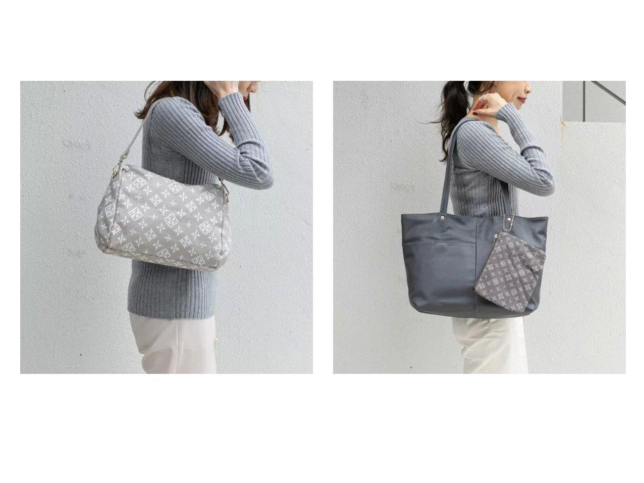 【russet/ラシット】のソフトレザートートバッグ(CE-923)&2WAYショルダーバッグ【コットンジャガード】(CE-928) バッグ・鞄のおすすめ!人気、トレンド・レディースファッションの通販 おすすめで人気の流行・トレンド、ファッションの通販商品 メンズファッション・キッズファッション・インテリア・家具・レディースファッション・服の通販 founy(ファニー) https://founy.com/ ファッション Fashion レディースファッション WOMEN バッグ Bag アイビー 今季 軽量 ショルダー シルバー 財布 トラベル トレンチ 定番 Standard ベーシック ポケット アシンメトリー ポーチ マグネット モノトーン  ID:crp329100000014486